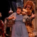 OZ Théâtre enchanté Lion